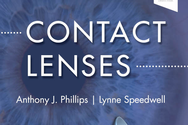 Book review: Contact Lenses sixth edition