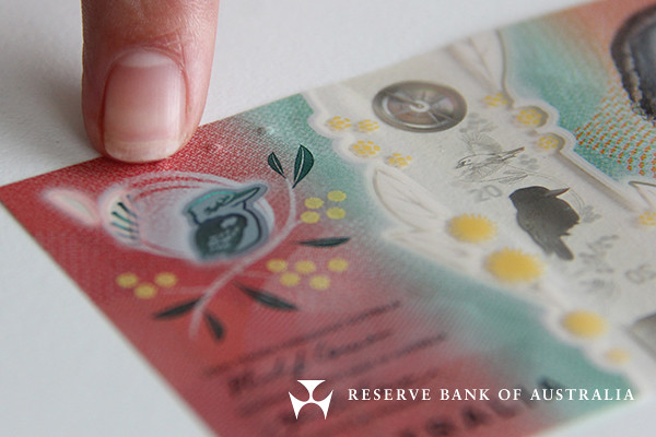 Blind-friendly bank notes