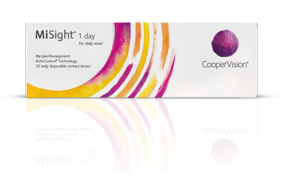 MiSight: six-year results
